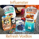 I received my #RefreshVoxBox from #Influenster! I am so excited to try all of these fabulous products!