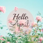 Happy April!