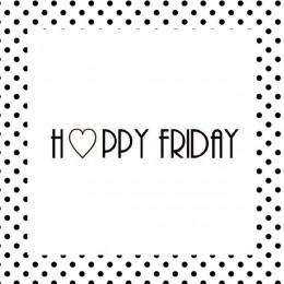 There is no better feeling than a Friday