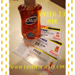 WIN a free bottle of the #NEW @Dial Miracle Oil Hand Soap