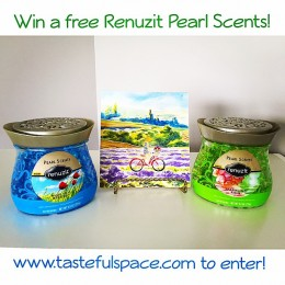 Win a free @Renuzit Pearl Scents and take the personality quiz to find out what style is right for you