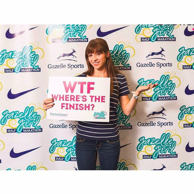 Every runners thought💁🏻 #whyirunmi #nationalrunningday @gazellesports