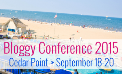 Bloggy Conference 2015 at Cedar Point