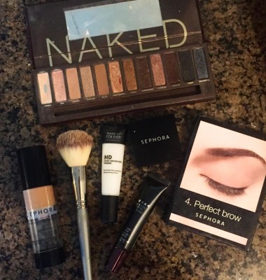 My makeup essentials for the day 💄💋