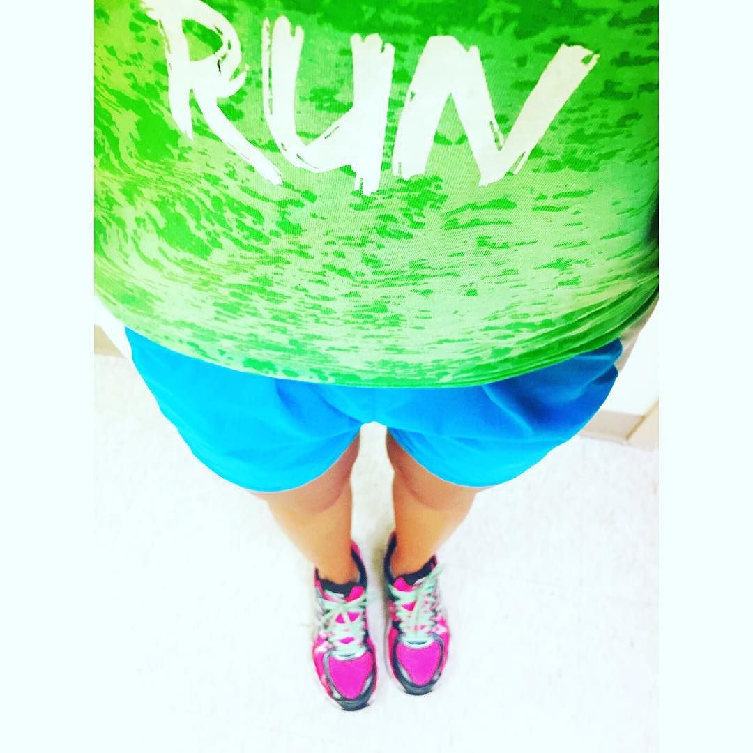 Time for a weekend Run💚