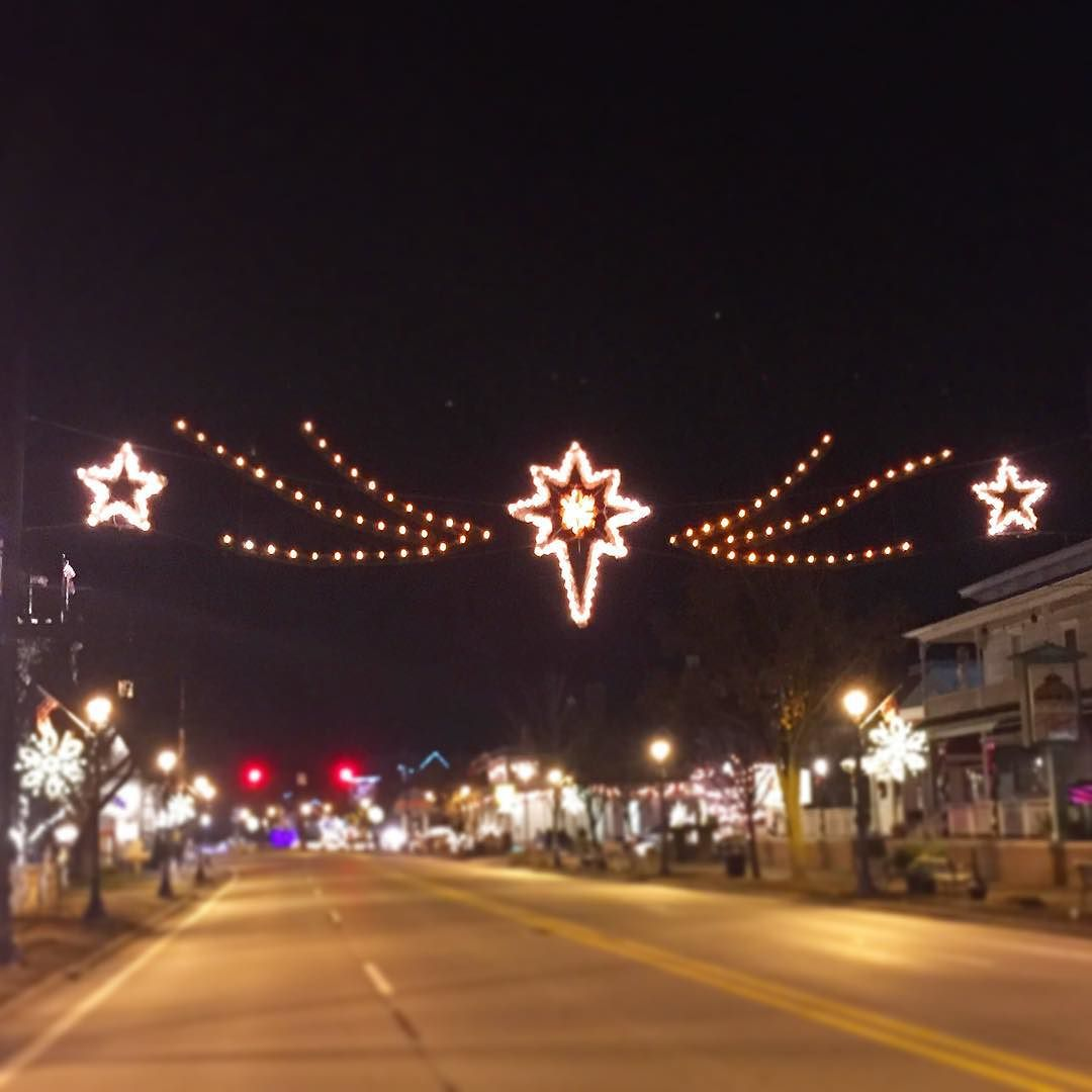 starry streets