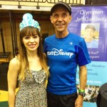 Honored to have met Jeff Galloway at the #RunDisney expo! 🙌