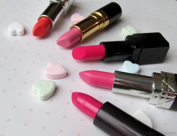 Shades of Pink 💕