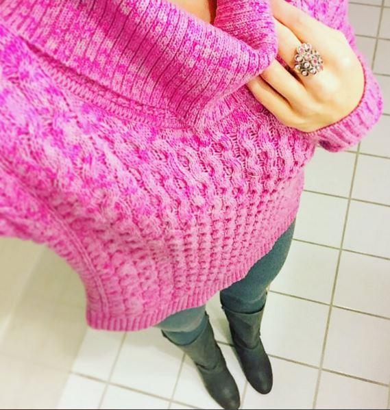Sweater Weather Saturday