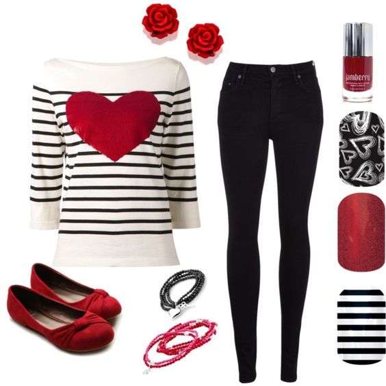 Valentine's Day Outfit 💕