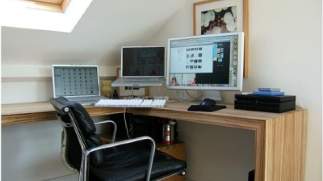 Easy Tips To Make Your Own Awesome Home Office Space