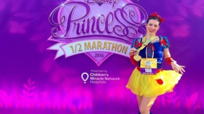 I am a Disney Princess Half Marathon finisher👑💖