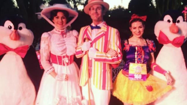 Mary Poppins 🐧