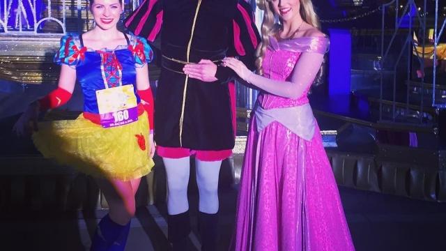 Prince Phillip and Aurora 💤👑
