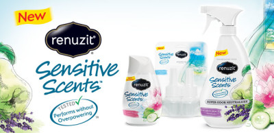 Renuzit Sensitive Scents Review & Giveaway