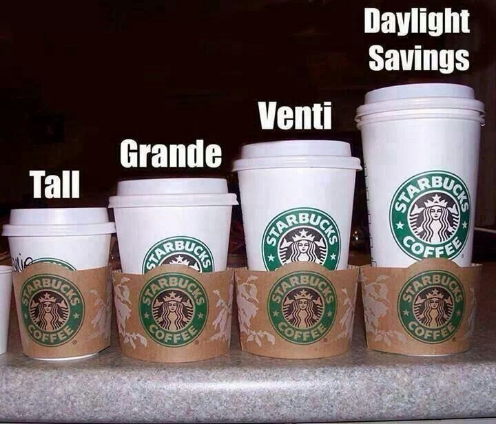 Daylight Savings Time Vibes