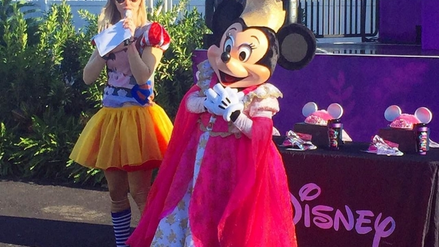The sweetest Princess there is! 🐭💖