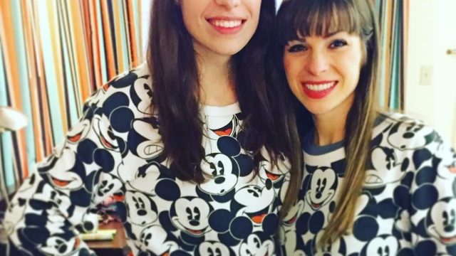 Twinning Mickey Style 🐭