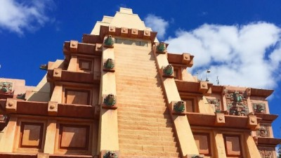 Mexico in World Showcase🏺
