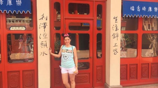 Next stop, China! ⛩