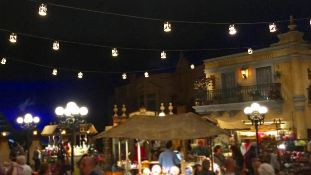 The market in Mexico is one of my favorite shops at World Showcase ✨