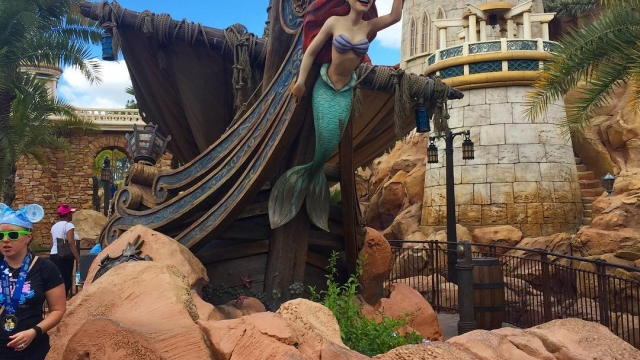 Ariel! 🐠