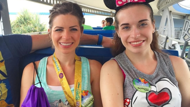 On the People Mover! What other name does this ride go by? Here's a hint: TTA 🚝