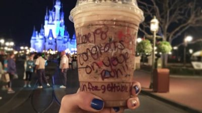 Even Starbucks at Disney is an experience unlike any other ☕️