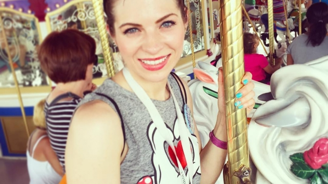Time for a carrousel ride! 🎠