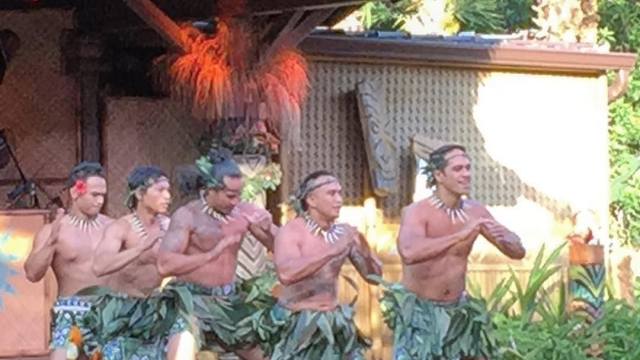 The Spirit of Aloha at Polynesian! 🌸