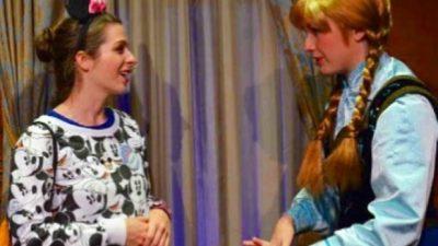 Girl talk with Anna 👯