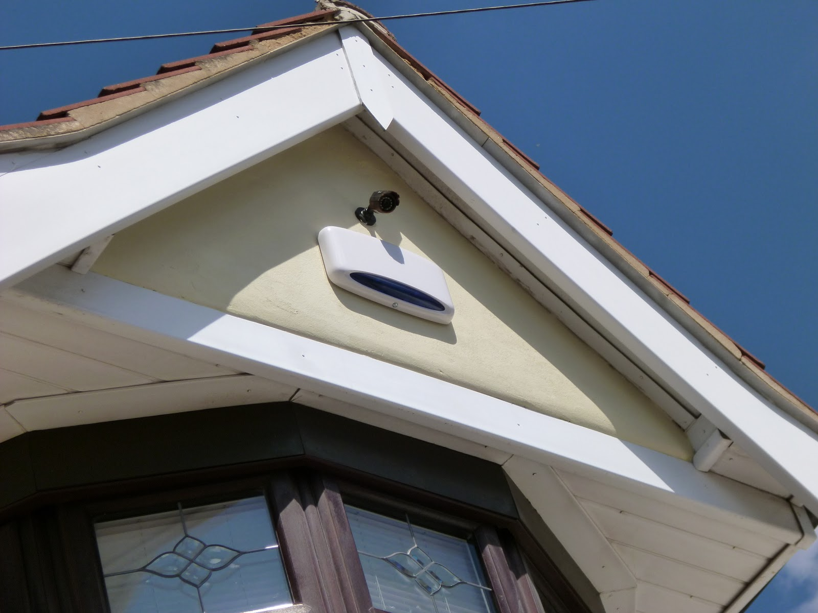 roof gable security