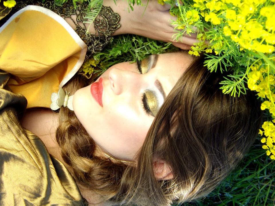 waking during beauty sleep