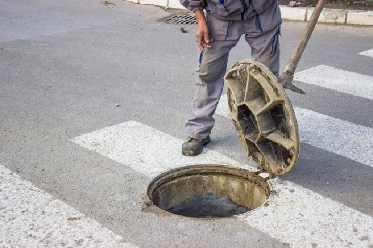 blocked drain service