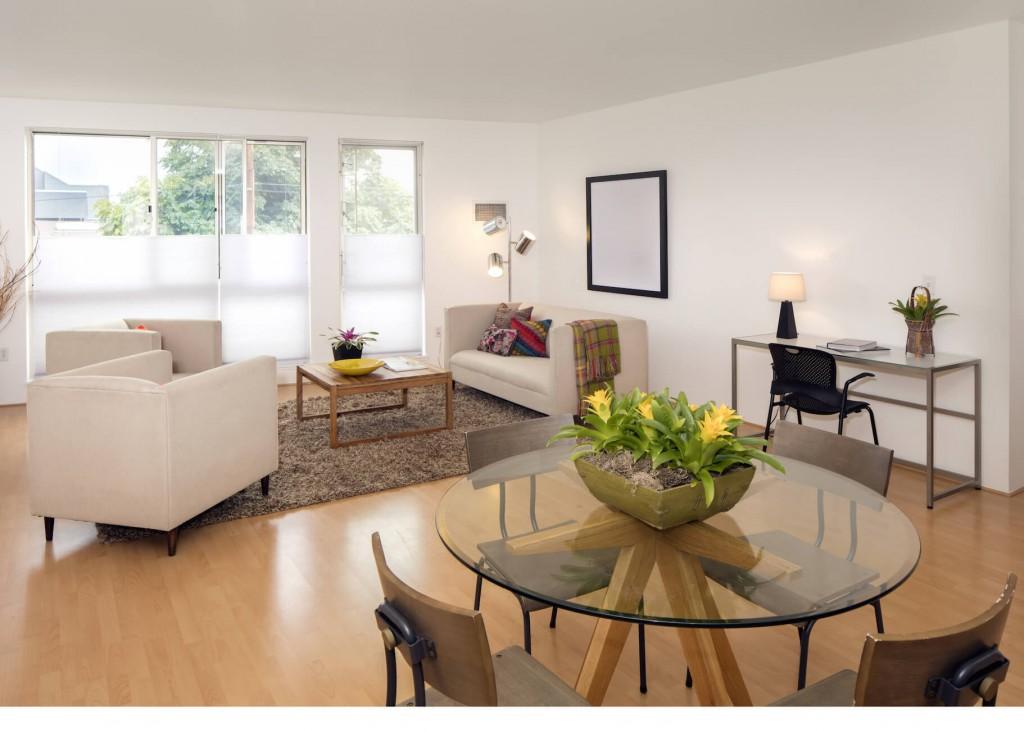 living room glass table top