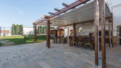 A Sneak Peek into Innovative and Modern Pergola Designs