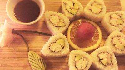 Flower Sushi 🍣🌸