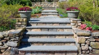 Innovative Ways to Furnish Homes by using Decorative Bluestone