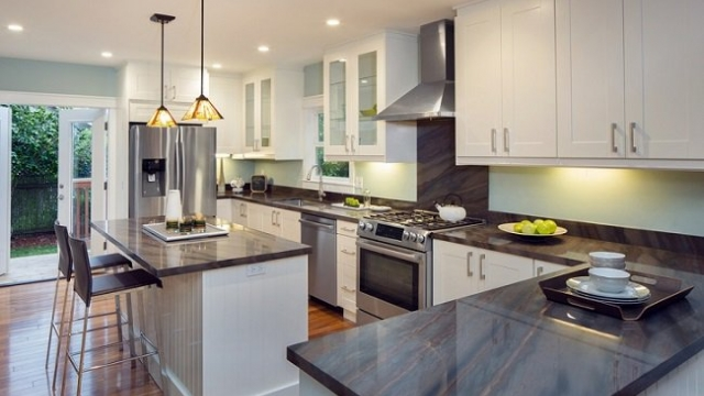 Make your Kitchen More Stylish with Following Tips
