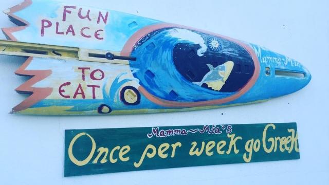 One per week go Greek 😏
