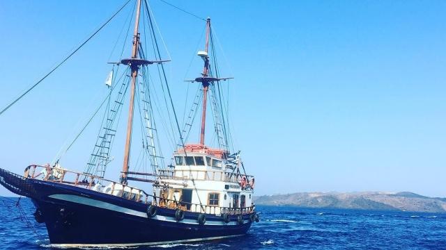 Pirate ship ⚔