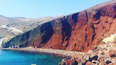 Red Beach ❤️