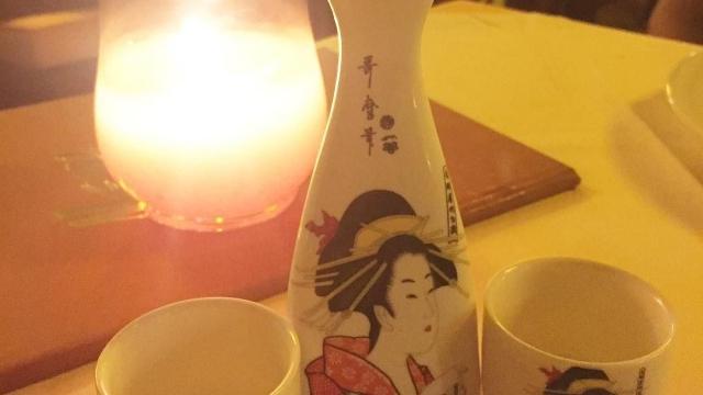 Sake time 🍶