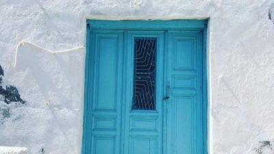 Turquoise 🚪💙