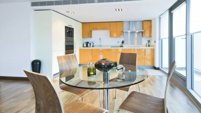 Using Glass Table Tops is perfect for Smart Designed Places!