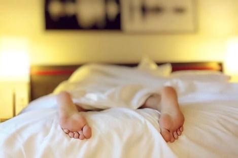 comfortable bed sleep