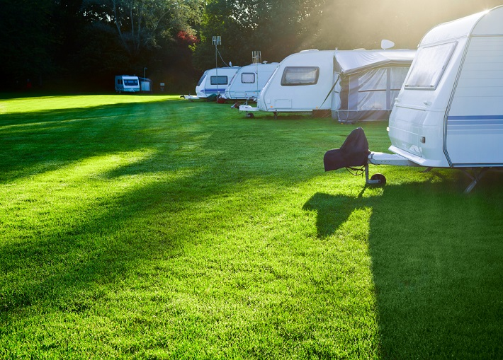 caravan camping trip guides