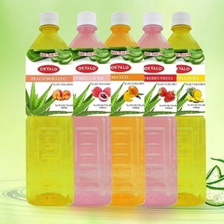 Green Aloe Vera Gel Drink – The Magic Medicine You Must Have