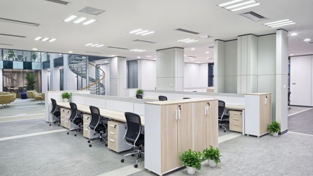 Different Processes that are involved in Commercial Office Fitouts