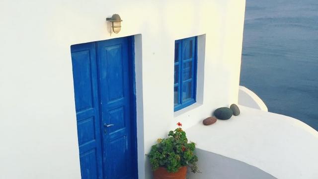 Doorway to paradise🚪💙